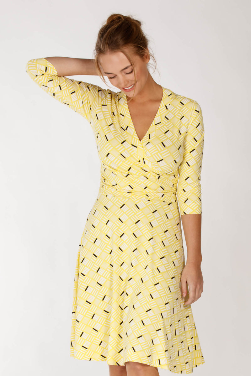 Edit dress - Yellow