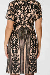 Sophy sequin dress - Black