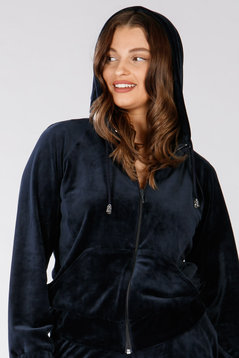 Soft sweetie jacket - Navy