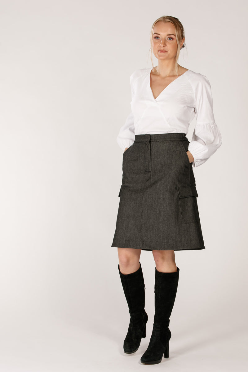 Kit skirt - Black
