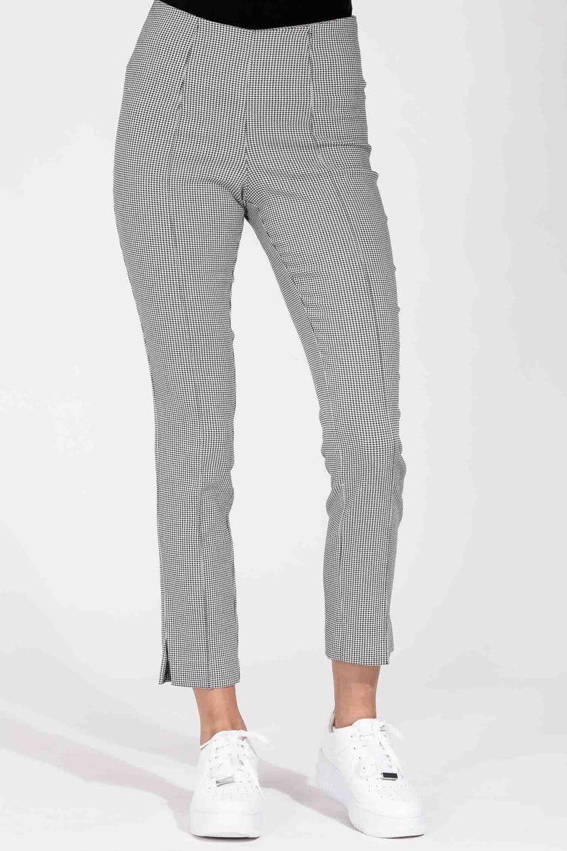 Zara trousers - Black-White