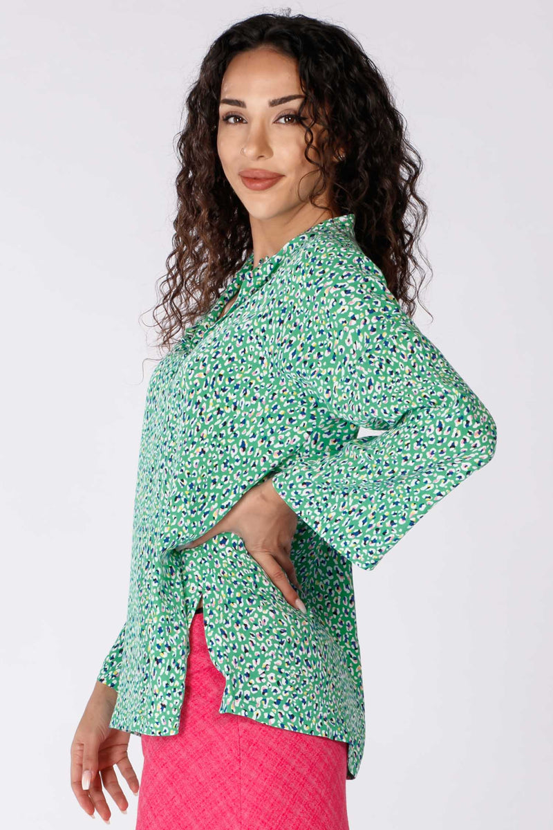 Passion for fashion blouse - Green