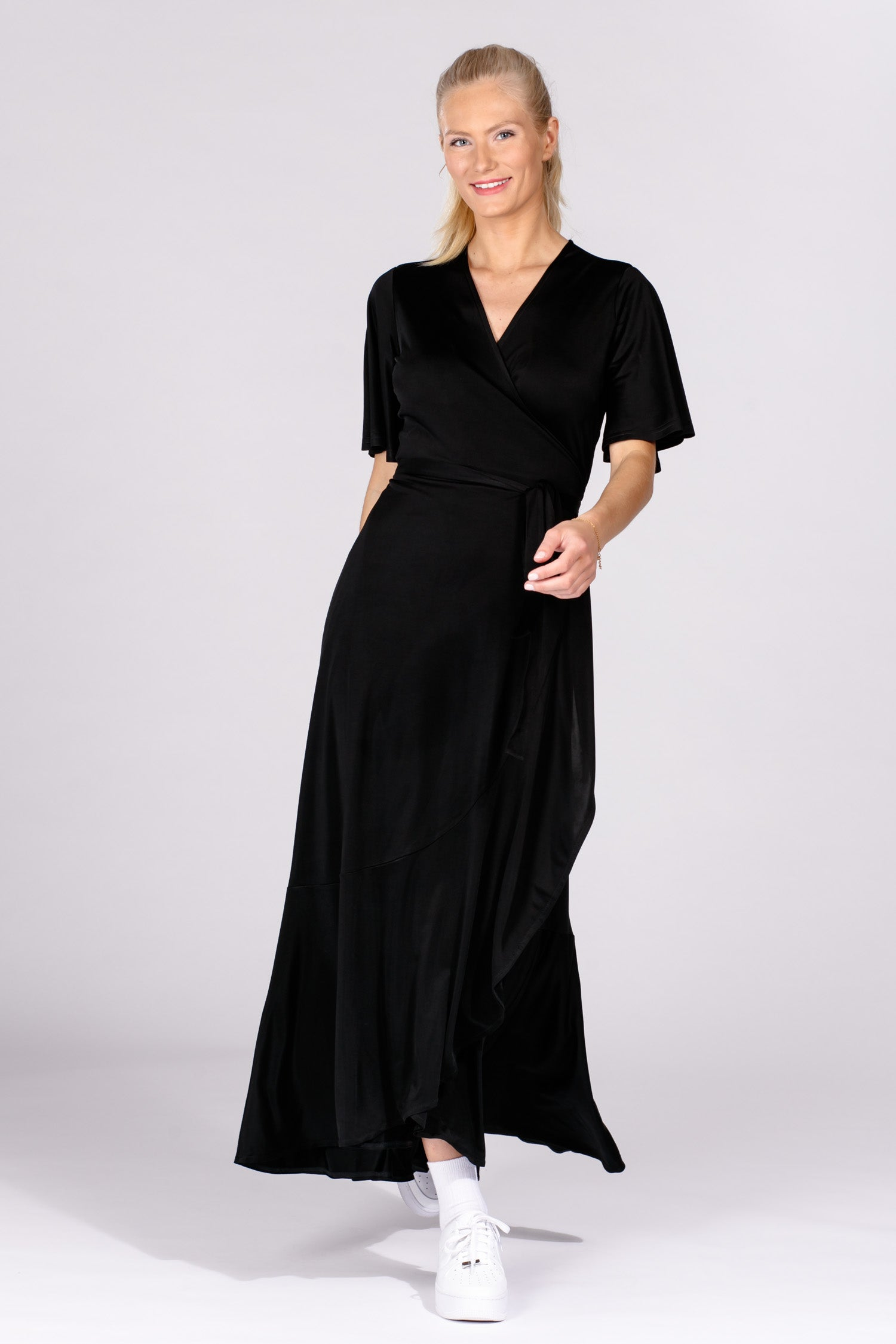 Sephora maxi dress - Black
