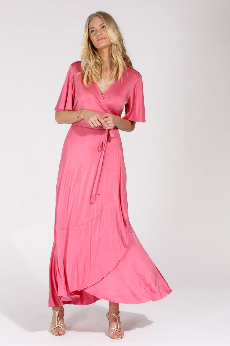 Sephora maxi dress - Pink