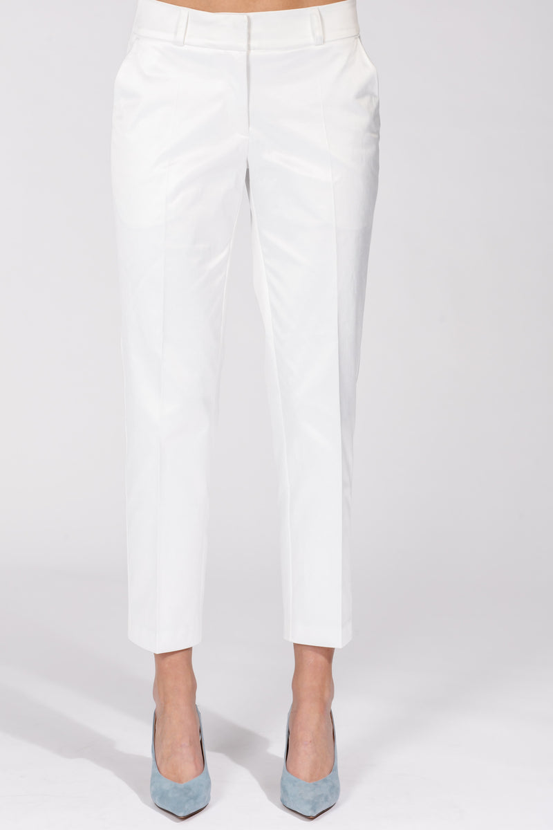 Selena suit ankle pants - Offwhite