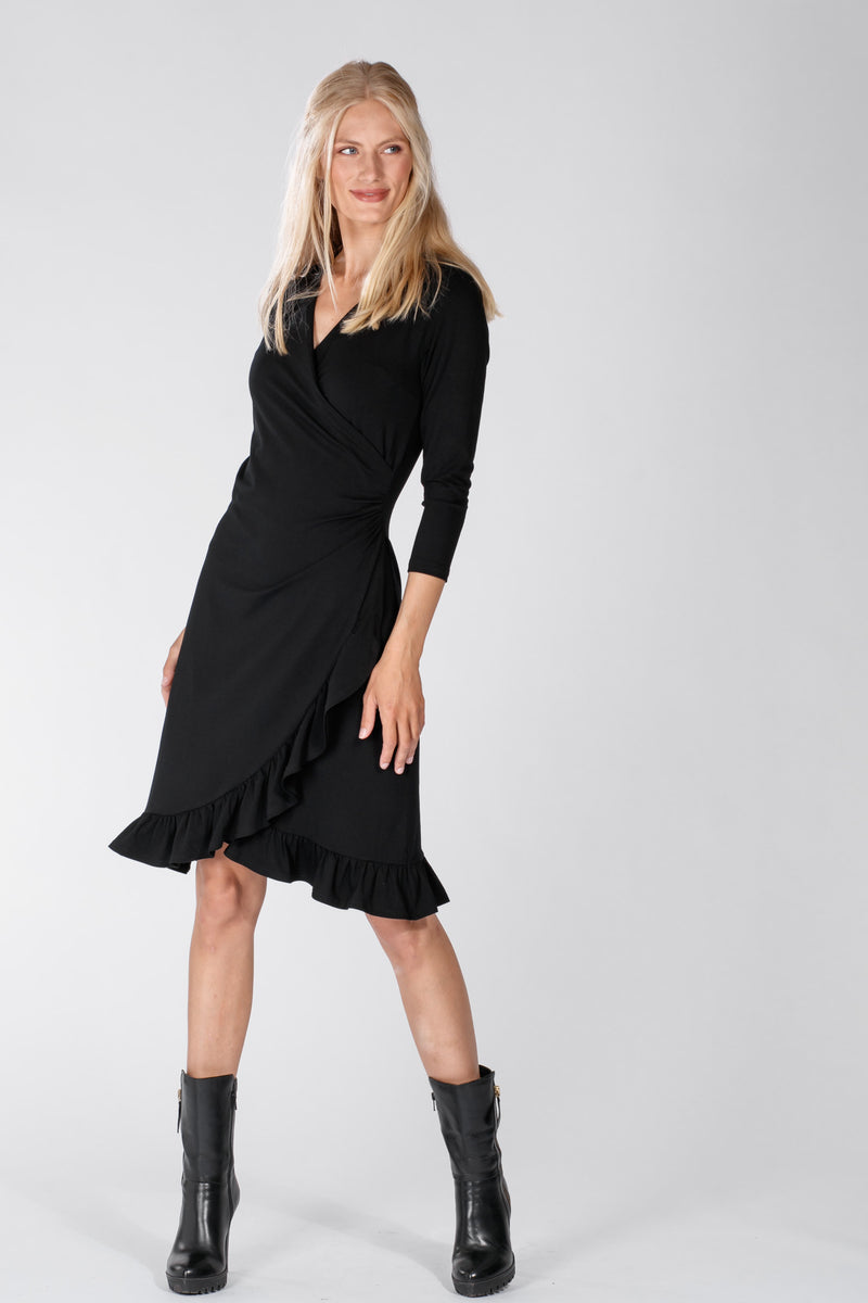 Cutest of them all jersey dress - Black