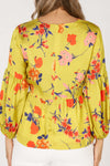 Primrose blouse - Yellow