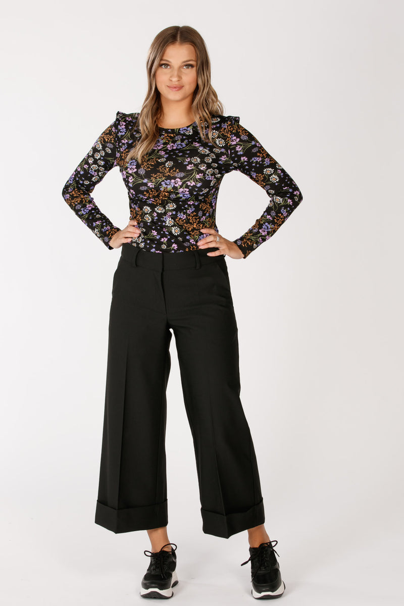 Frances pants - Black