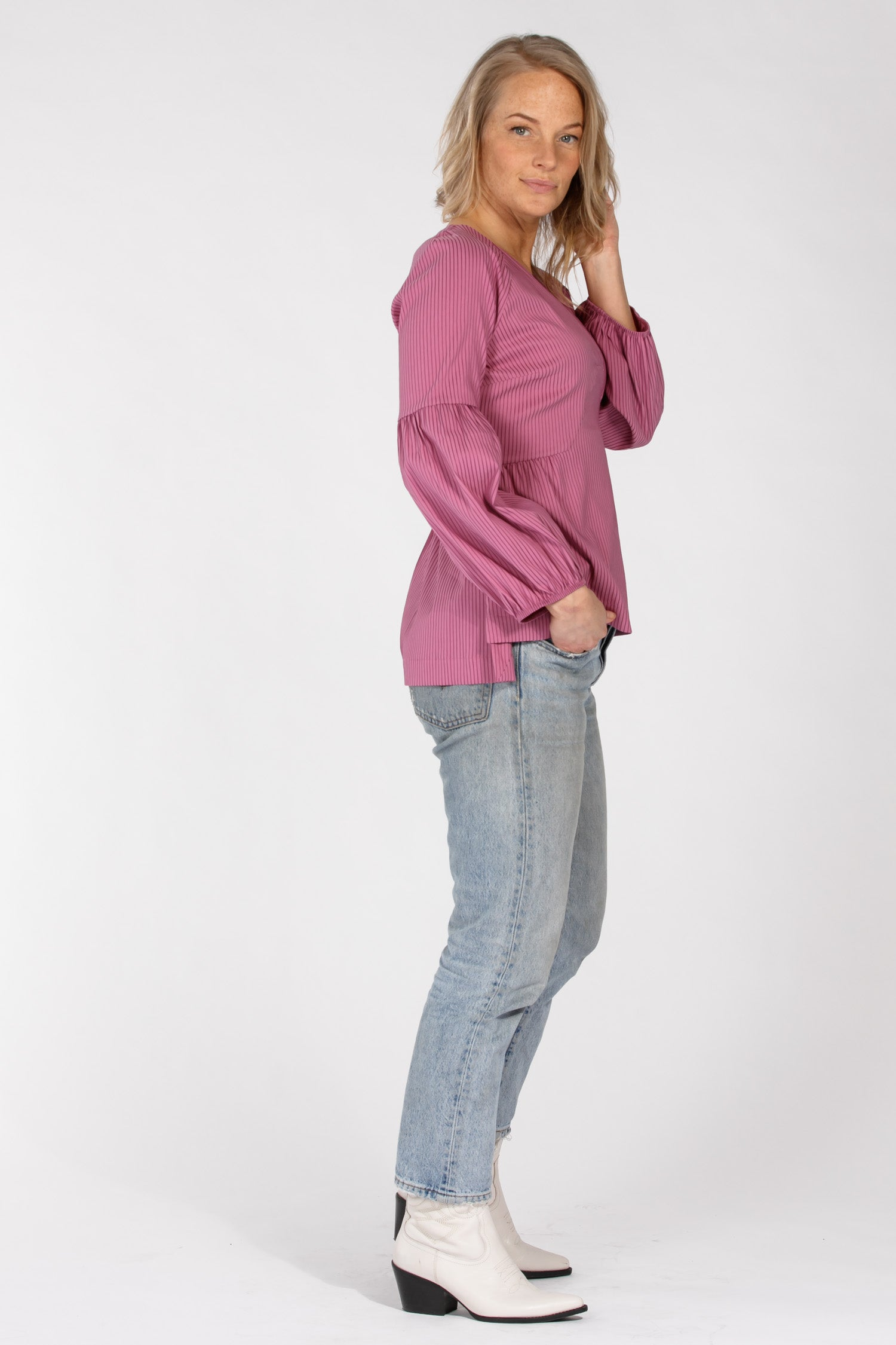 Centro blouse - Pink