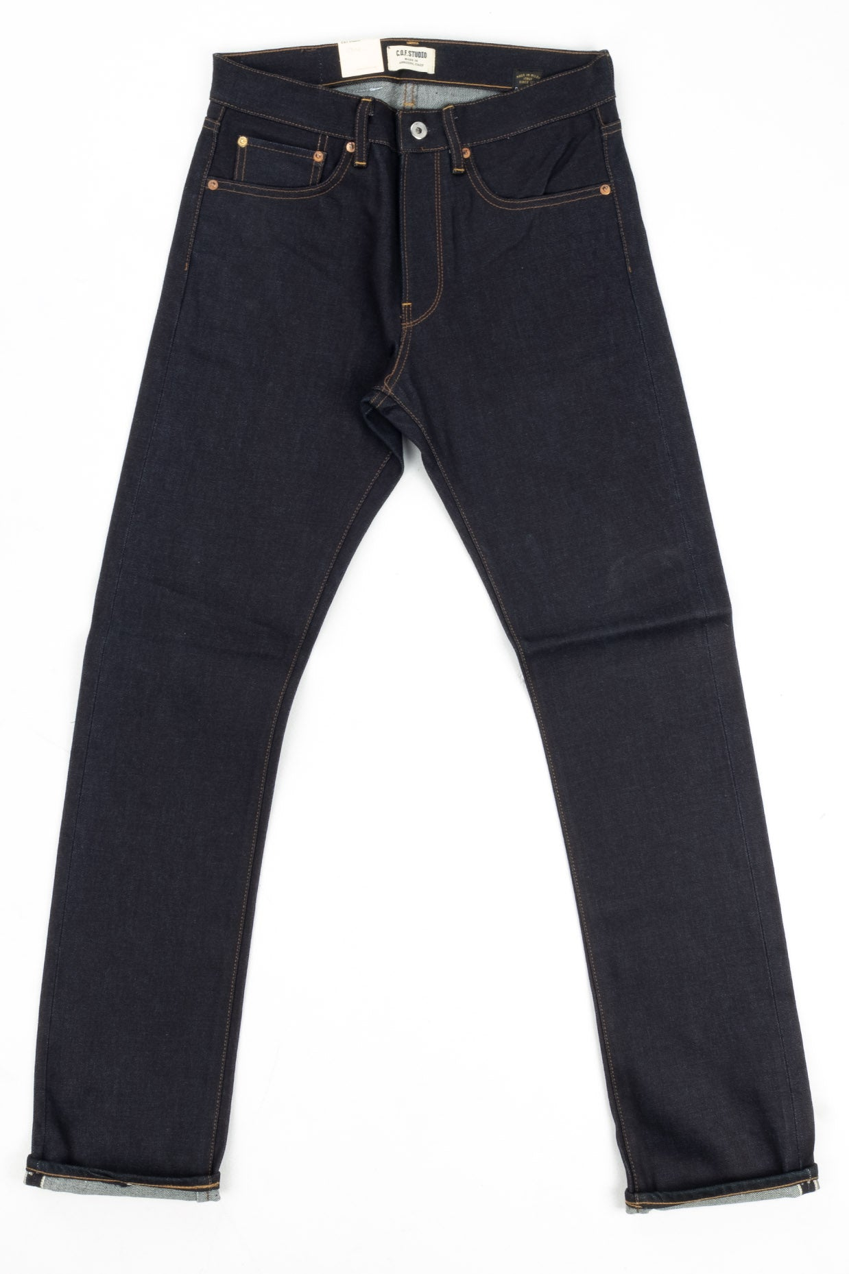 M2 16oz Selvedge - Unwashed