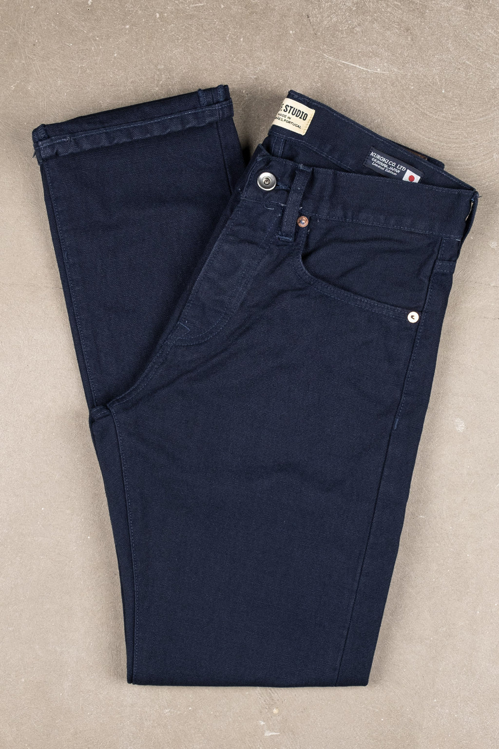 M2 16oz Kuroki Canvas - Navy