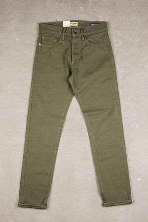 M7 Kuroki Canvas - Dark Green