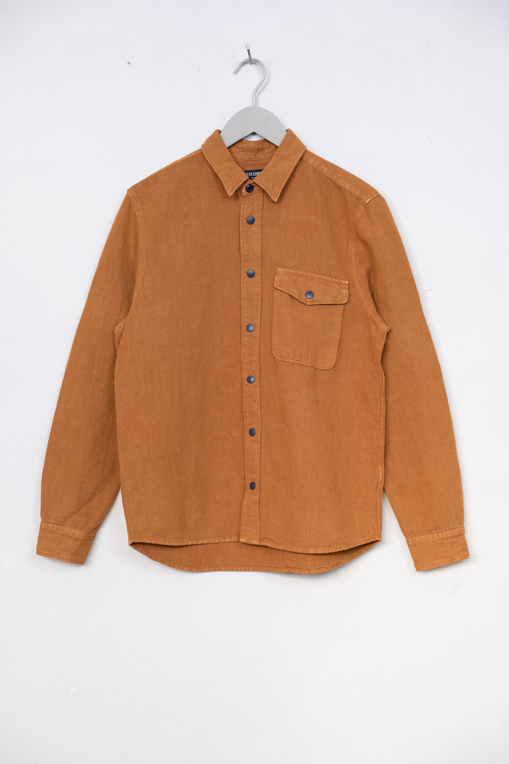 Overshirt Cotton Linen Twill - Duck