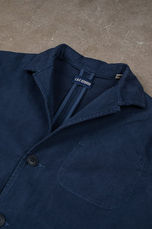 Painter Jacket Dobby - Navy
