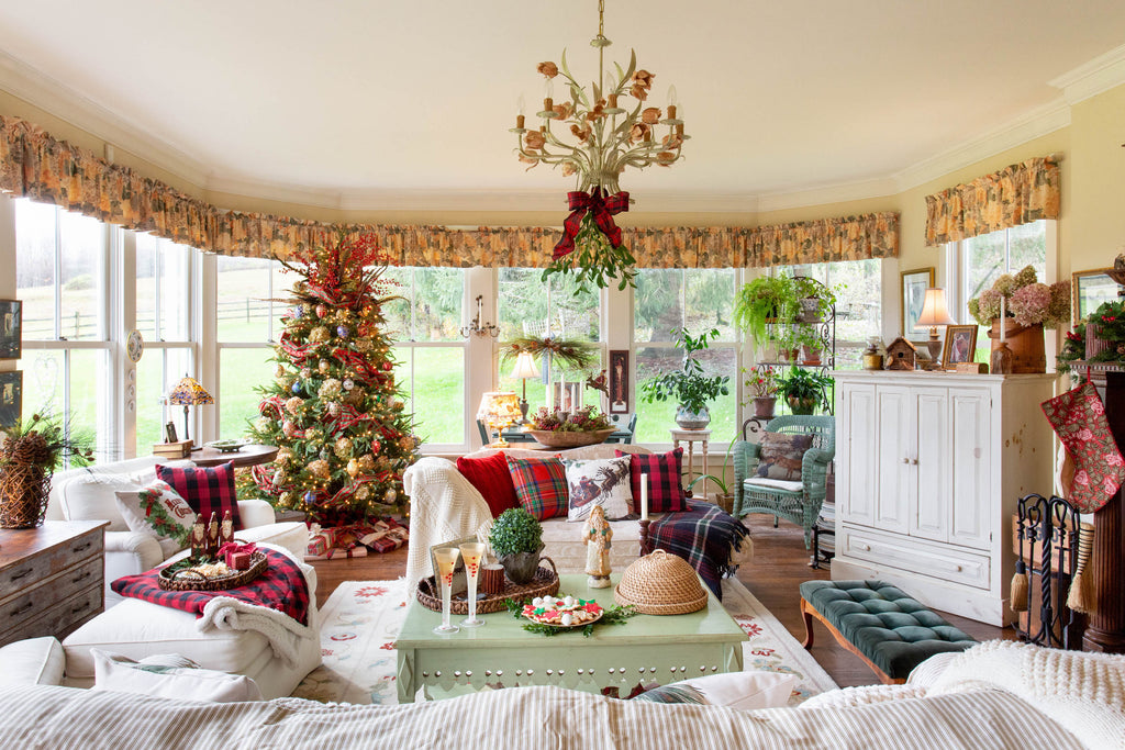 "A Farm""Houzz"" Christmas"