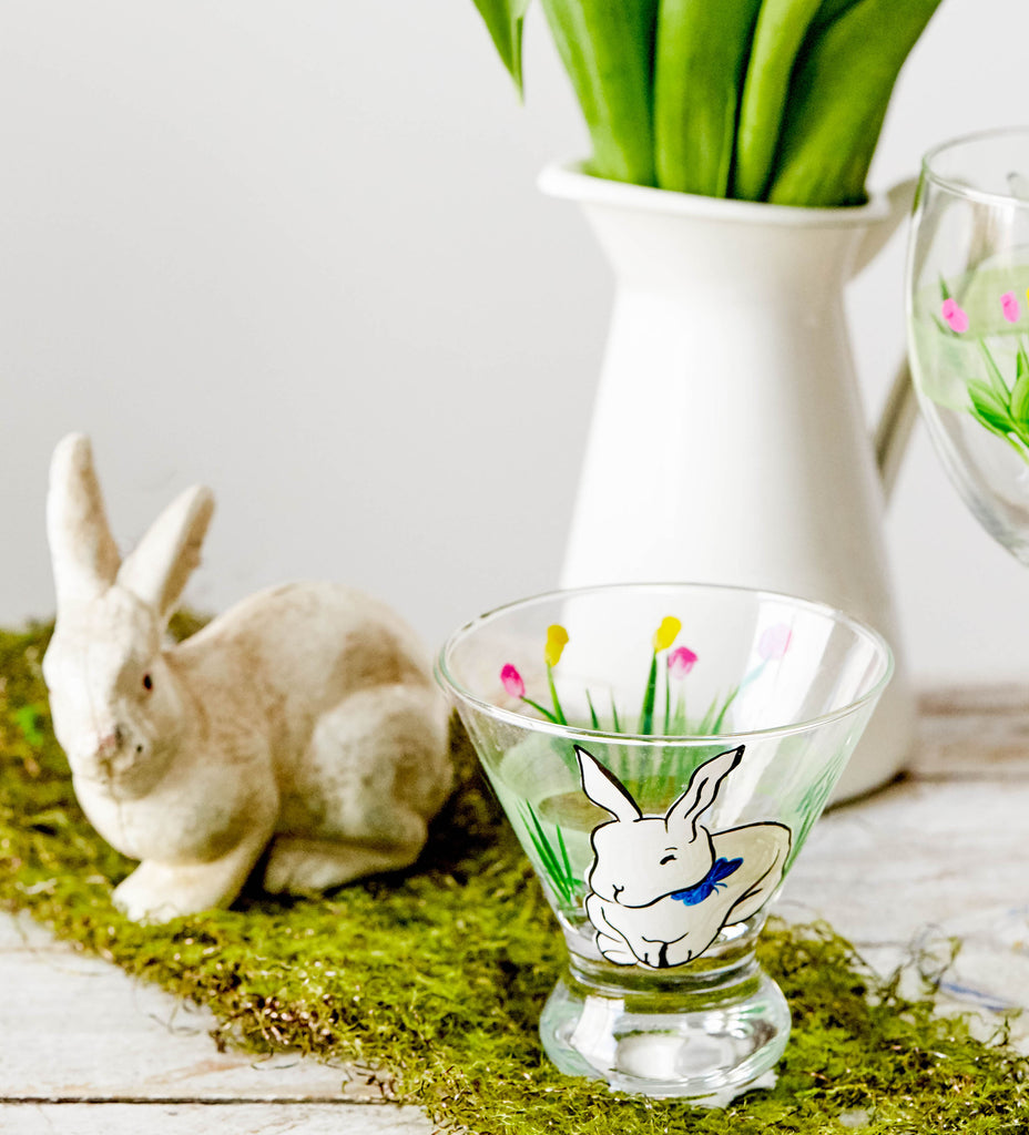 Bunny and Tulips Collection