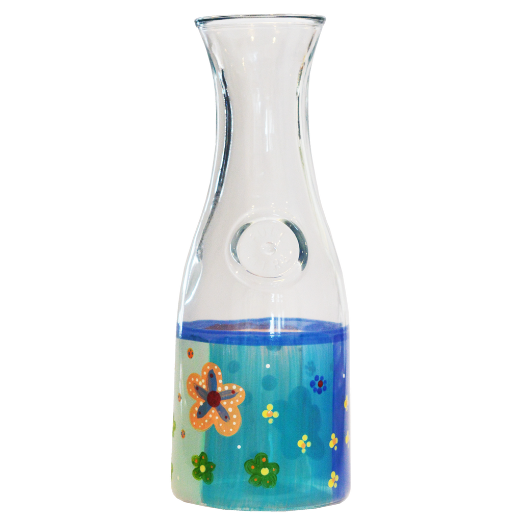 Cozumel Carafe - Golden Hill Studio