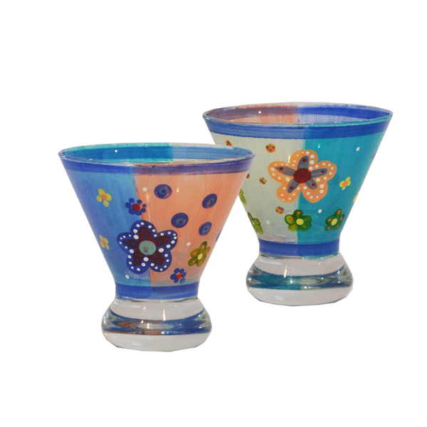 Cozumel Cosmos Set of 2