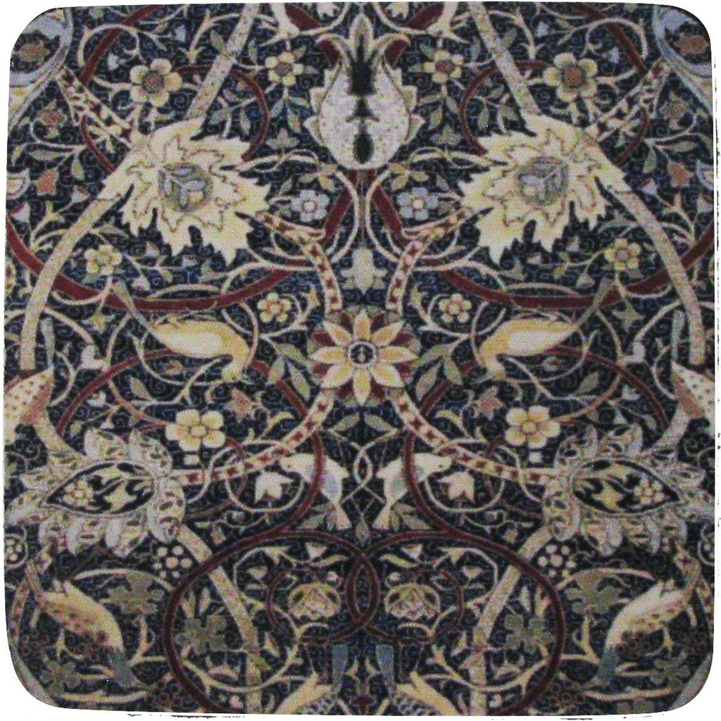 William Morris # 3 Coaster S/4 - Golden Hill Studio