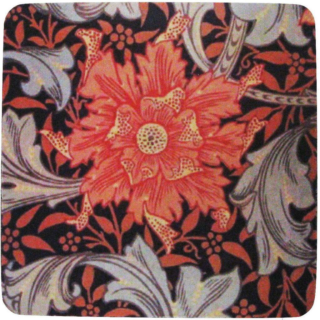 William Morris # 8 Coaster S/4