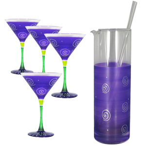 Peruvian Splendor Purple Martini Bundle