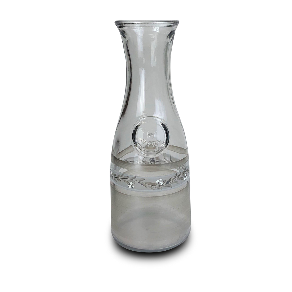 Swiss Twilight Carafe - Golden Hill Studio