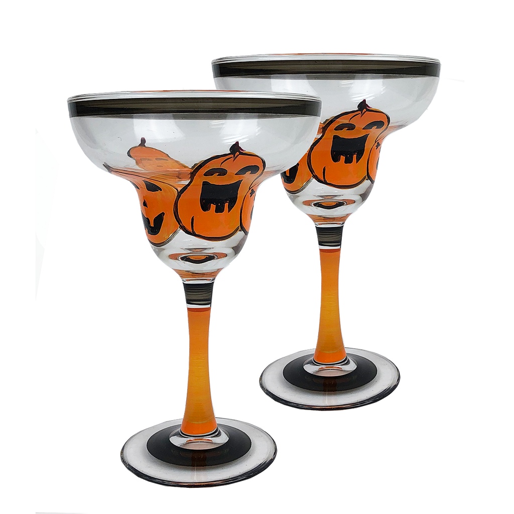 Pumpkin Family Margarita S/2 - Golden Hill Studio