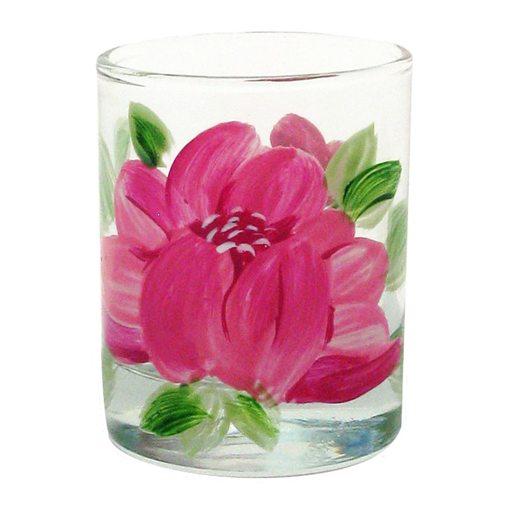 Peony Votive - Golden Hill Studio