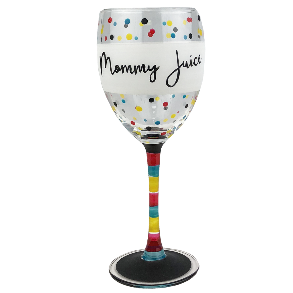 Mommy Juice Wine - Golden Hill Studio