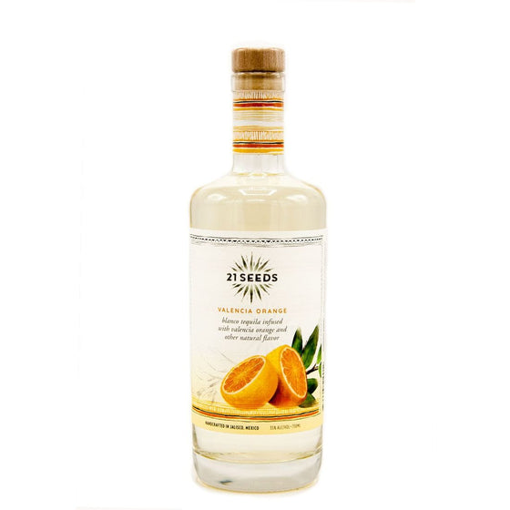 21 Seeds Tequila Orange Valencia - Bourbon Central