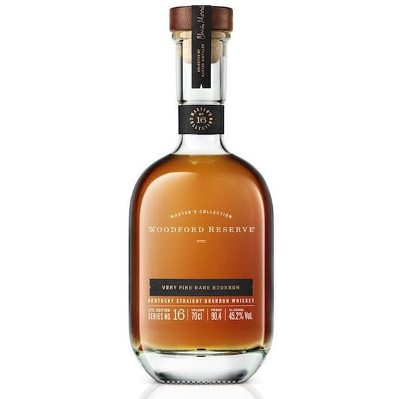 Woodford Reserve Master's Collection No. 16 Very Fine Rare Kentucky Straight - Bourbon Central
