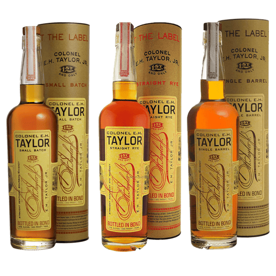 E.H. Taylor Starter Bundle - Bourbon Central
