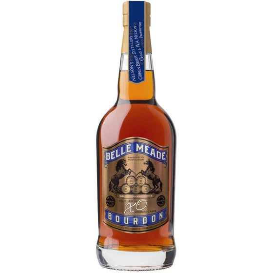 Belle Meade Bourbon Cognac XO Cask Finish - Bourbon Central