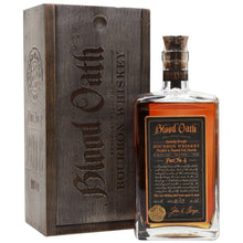 Blood Oath Pact No. 4 - Bourbon Central