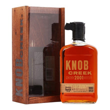 Knob Creek Bourbon Small Batch 2001 Limited Edition - Bourbon Central