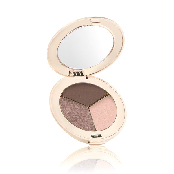 Purepressed Eye Shadow Triple- Brown Sugar