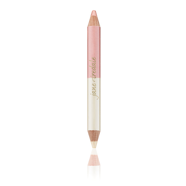highlighter pencil- White/ Pink
