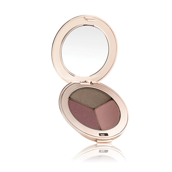 Purepressed Eye Shadow Triple- Soft Kiss