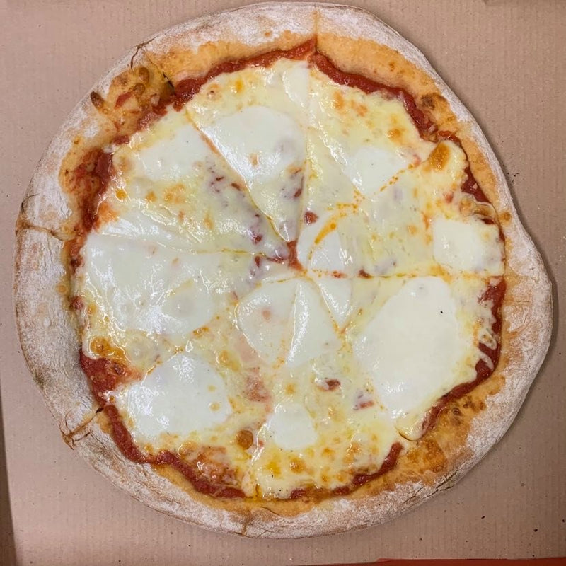 Plain Jayne Pizza