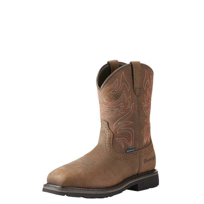 MEN'S ARIAT Sierra Delta Waterproof Work Boot