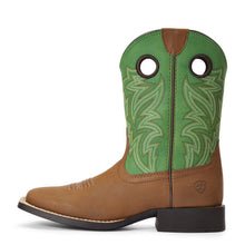 Load image into Gallery viewer, Kid's ARIAT Catch Em Western Boot