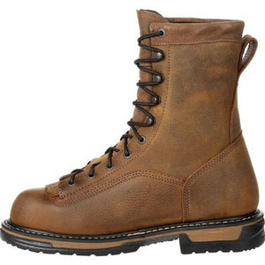 MEN'S ROCKY IRONCLAD WATERPROOF WORK BOOT
