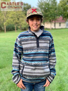 Boy's CINCH Fleece Pullover