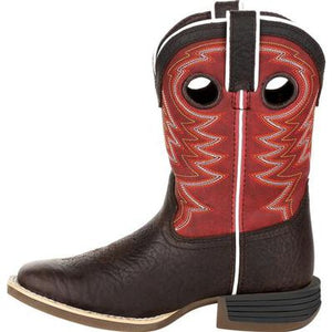 DURANGO® LIL' REBEL PRO™ RED WESTERN BOOT