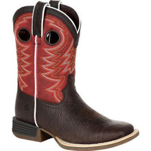 Load image into Gallery viewer, DURANGO® LIL' REBEL PRO™ RED WESTERN BOOT
