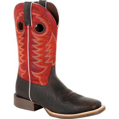 MEN'S DURANGO® REBEL PRO™ CRIMSON WESTERN BOOT