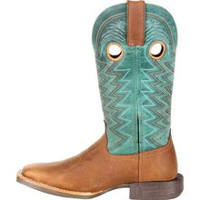 Load image into Gallery viewer, Durango® Lady Rebel Pro™ Women's Teal Western Boot