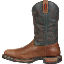 Load image into Gallery viewer, MEN'S ROCKY LONG RANGE WATERPROOF WESTERN BOOT