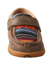 Load image into Gallery viewer, Infant / Toddler TWISTED X Aztec Driving Mocs