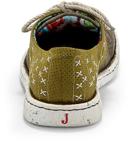 Women's JUSTIN Cac-Tie Chocolate Casuals